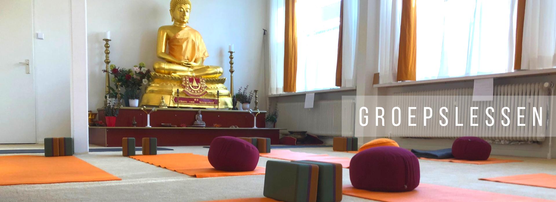 Groepslessen Healthy Yoga