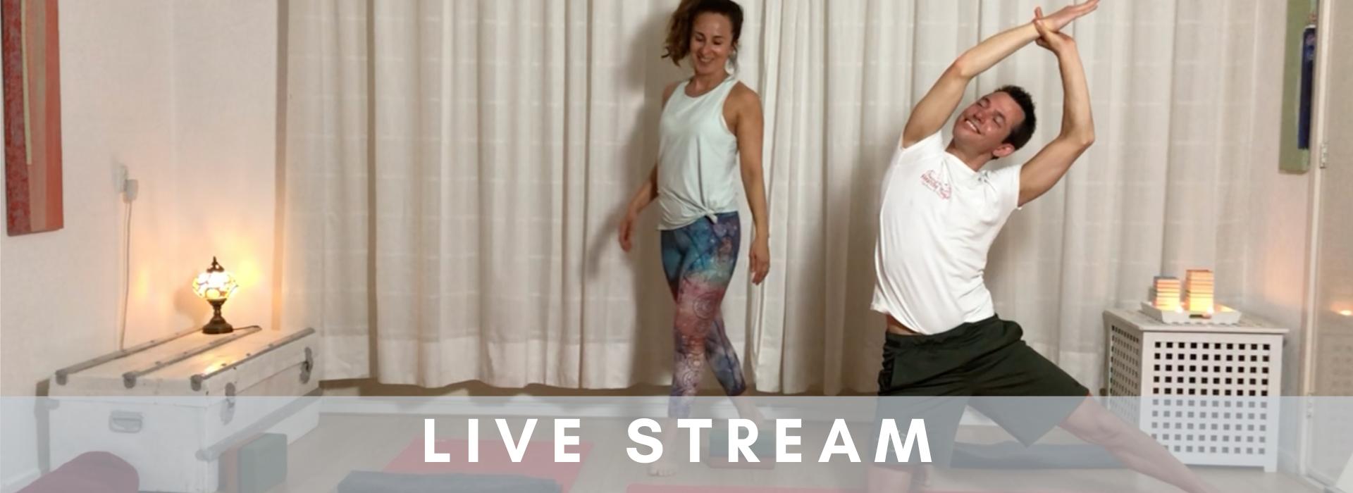 Healthy Yoga Livestream
